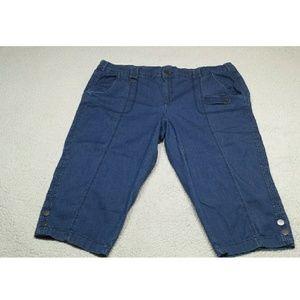 Style&co. Capri pants size 20 w